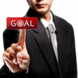 Sätt mål i säljarbetet