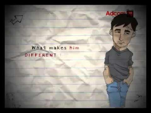 Motivationsvideo om hur barn tänker annorlunda
