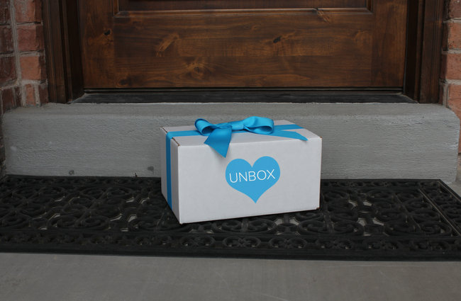 Kärlek i paket