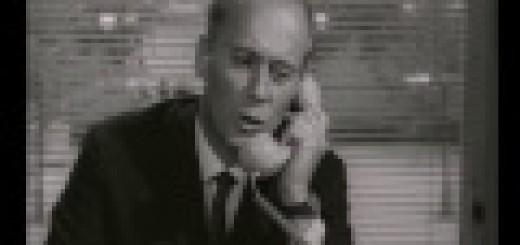 Grym video om kalla samtal - gammal men bra